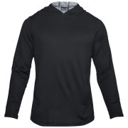 Under Armour Tech Terry Popover Hoodie Black