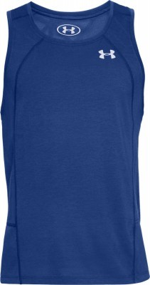 koszulka męska Under Armour Threadborne Swft Singlet Blue