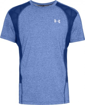 Under Armour Threadborne Swft Short Sleeve Tee Blue