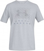 koszulka męska Under Armour Branded Bl Short Sleeve Grey