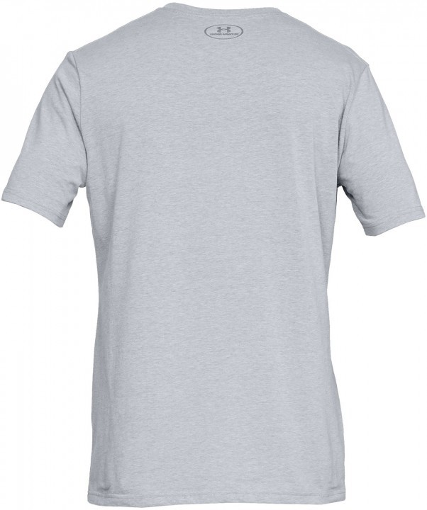Under Armour Branded Bl Short Sleeve Grey