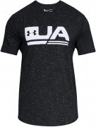 Under Armour Sportstyle Short Sleeve Black