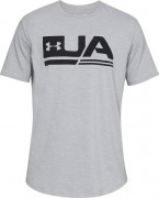 koszulka męska Under Armour UA Sportstyle Short Sleeve Grey