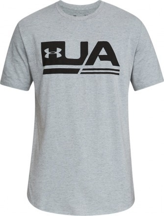 Under Armour Sportstyle Short Sleeve White