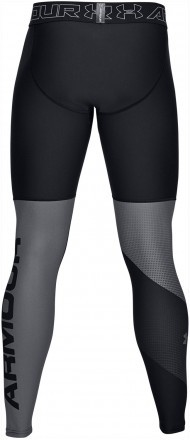 Under Armour Vanish Legging Black / Grey
