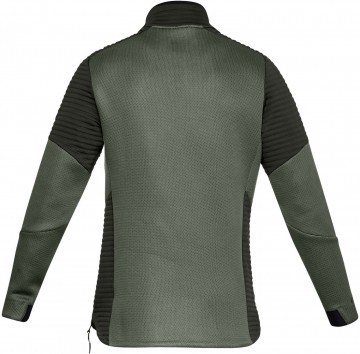Under Armour Unstoppable Move 1/2 Zip Green