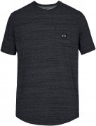 koszulka męska Under Armour Sportstyle Pocket Tee Black