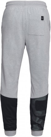 Under Armour Threadborne Terry Jogger Grey