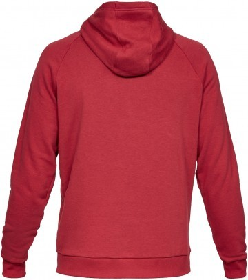 Under Armour Rival Fleece Po Hoodie Red