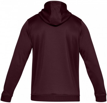 Under Armour Fleece Spectrum Po Hood Red