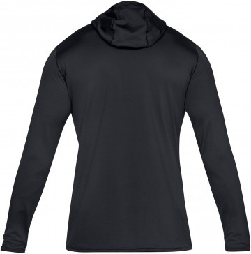 Under Armour Fitted CG Hoodie Black