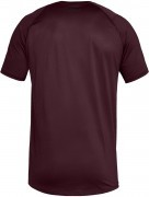 koszulka męska Under Armour MK1 Short Sleeve Logo Graphic Red