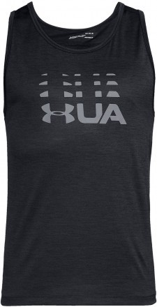 Under Armour UA Tech Graphic Tank Black