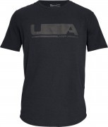 koszulka męska Under Armour Versa Tee Black