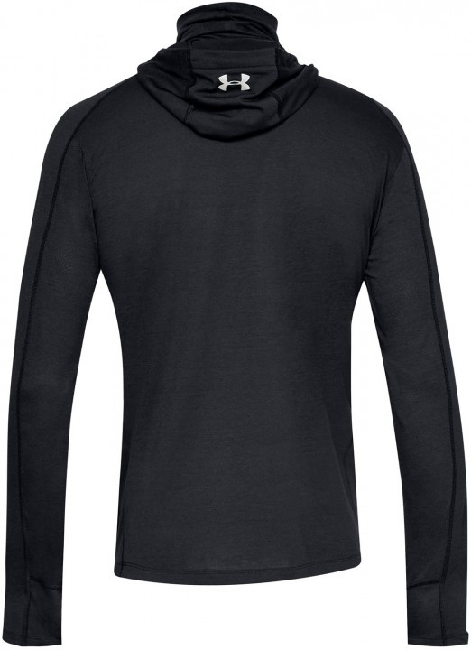 Under Armour Swyft Face Hoody Black