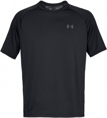 Under Armour Tech ShortSleeve Tee 2.0 Black