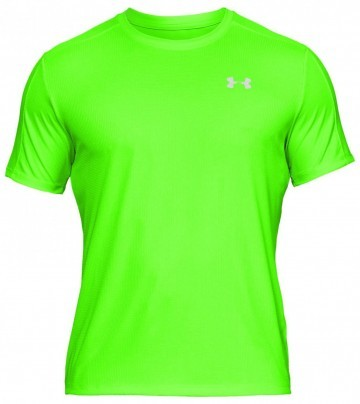 Under Armour UA Speed Stride Shortsleeve Green