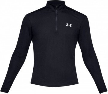 Under Armour UA Speed Stride 1/4 Zip Black