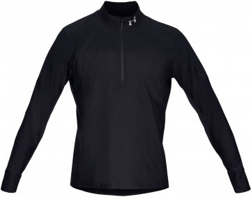 Under Armour UA Qualifier Half Zip Black