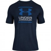 koszulka męska Under Armour UA GL Foundation Short Sleeve Navy