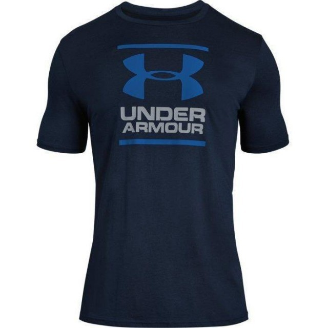Under Armour UA GL Foundation Short Sleeve Navy