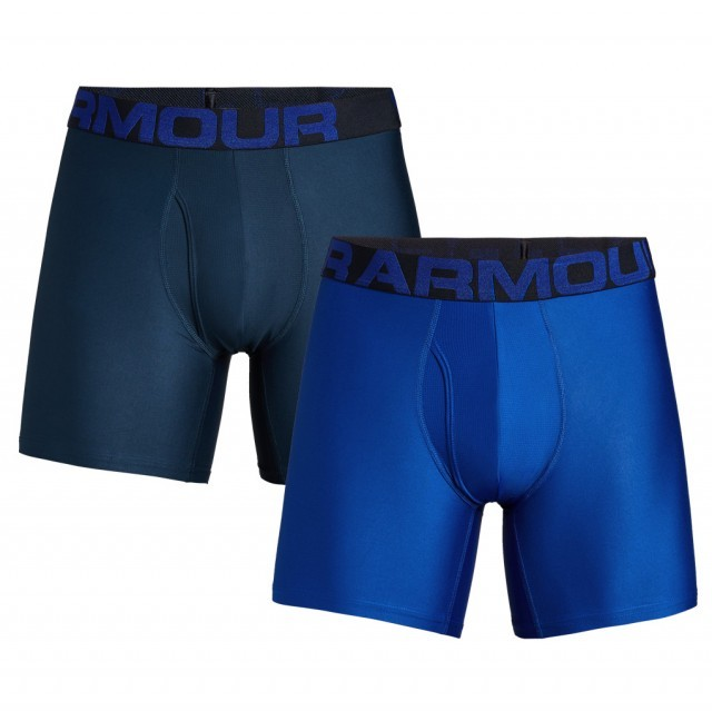 Under Armour Tech 6in 2Pack Blue
