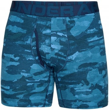 Under Armour Charged Cotton 6in 3Pack Novelty