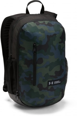 Under Armour UA Roland Backpack Camo Green