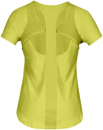 Under Armour UA Vanish SS Yellow