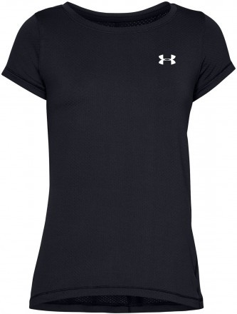 Under Armour HG Armour Short Sleeve Black
