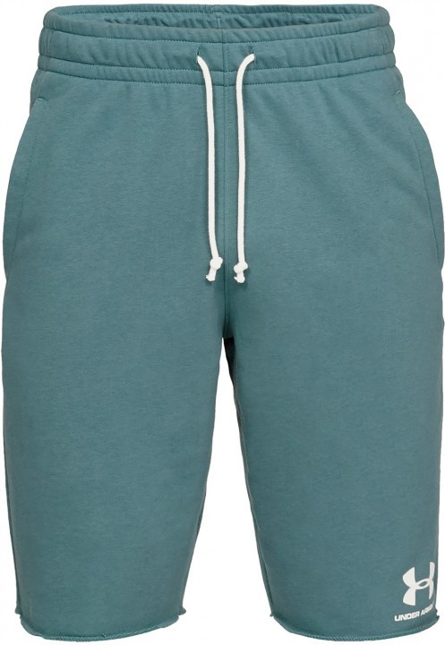 Under Armour Sportstyle Terry Short Blue
