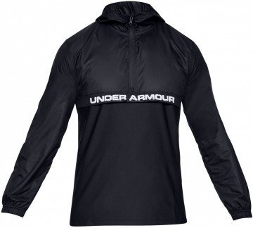 Under Armour Sportstyle Woven Layer Black