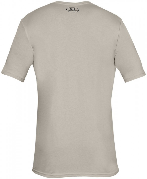 Under Armour Sportstyle Logo Short Sleeve Brown