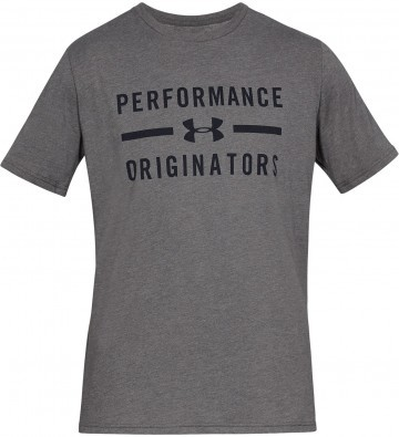 Under Armour UA Perform Originators Short Sleeve Gray