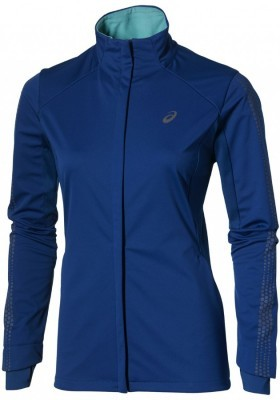 Asics Lite-Show Winter Jacket Navy