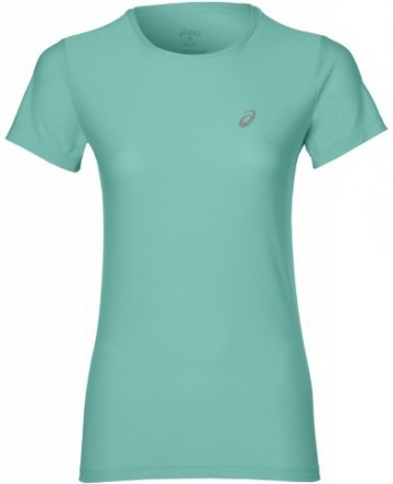 Asics Short Sleeve Top Opal Green