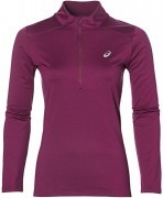 <span class=lowerMust>bluza damska<br /></span> Asics ESS Winter 1/2 ZIP Prune