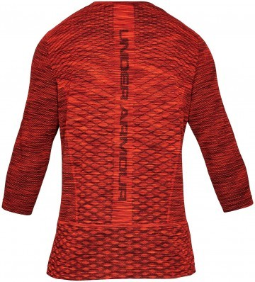 Under Armour Vanish Seamless 3/4 Sleeve Red