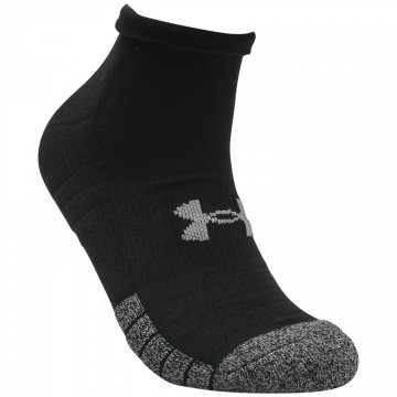 Under Armour Heatgear Lo Cut Black 3pak