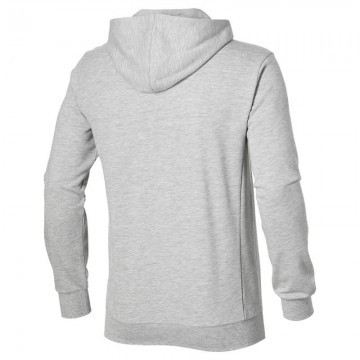ASICS Training Club Full Zip Hoodie Gray