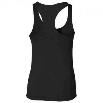 ASICS Fitted Tank Black