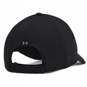 Under Armour Isochill Armourvent Adjustable Cap Black / Pitch Gray