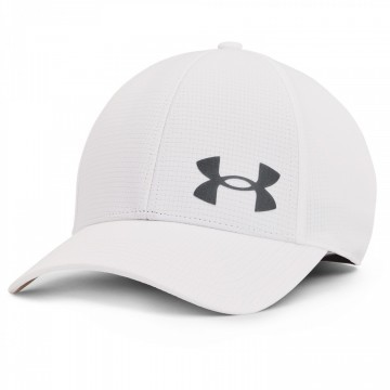 Under Armour Isochill Armourvent Str Flexfit White