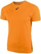 koszulka męska Asics Resolution Cooling Top Orange