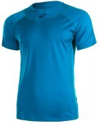 koszulka męska Asics Resolution Cooling Top Blue