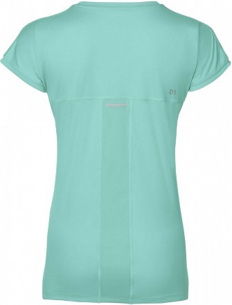Asics Capsleeve Top Opal Green