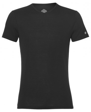 Asics Essential Short Sleeve Top Hex Performance Black