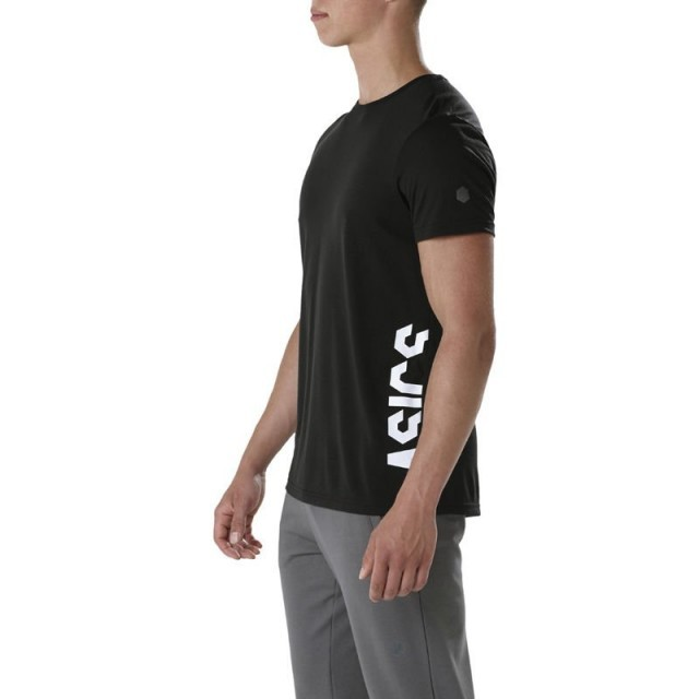 ASICS Essential DBL GPX SS TOP Performance Black