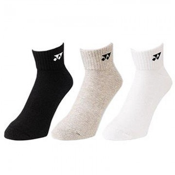 Yonex Socks 19142 Low Cut 3-Pack Multicolor