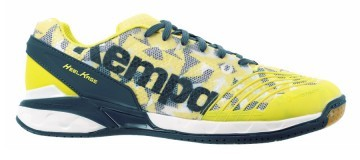 Kempa Attack One Blaz Yellow / Petrol / White